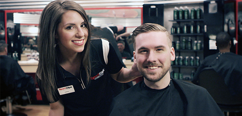 Sport Clips Haircuts of Glassboro - Doubletree Plaza Haircuts