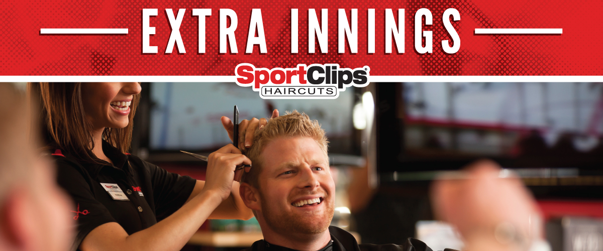 The Sport Clips Haircuts of Glassboro - Doubletree Plaza Extra Innings Offerings
