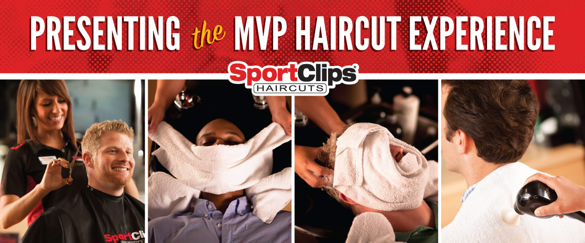 The Sport Clips Haircuts of Glassboro - Doubletree Plaza MVP Haircut Experience